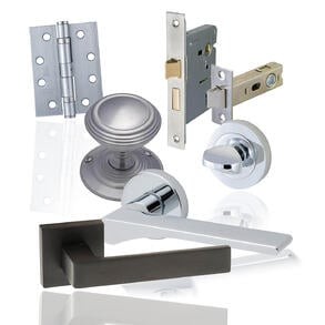 Architectural Ironmongery Montage