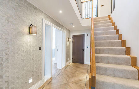 Bespoke Internal Doors - Canford Cliffs