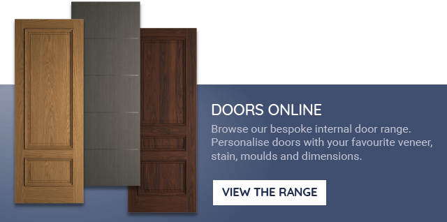 Browse our bespoke internal door range