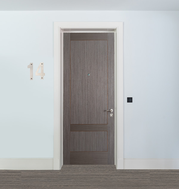 PAS24 Security Internal Entrance Door